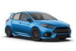 2012-18 Ford Focus, ST, and 2016+ RS