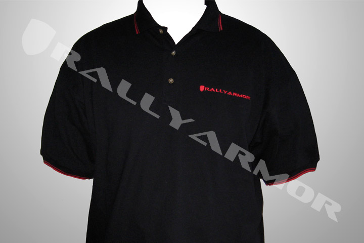 Rally Armor Polo T shirt (2XL)